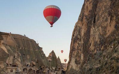 ¿Cómo llegar a Capadocia desde Estambul? Todas las alternativas