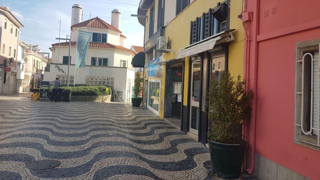 Cascais parte del tour de 1 día en Sintra