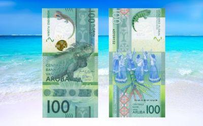 Aruba gana el cetro al billete más bonito del mundo