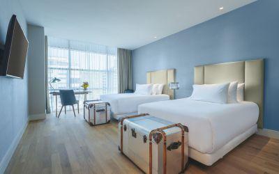 NH Hotel Group lanza su temporada de nieve en Santiago