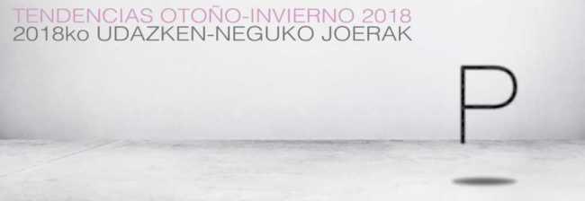 ¡Ya llega la Pasarela Gasteiz On otoño/invierno 2018! 👠🍁