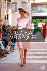 Gloria Velazquez Murcia Fashion Show