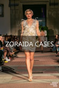 Zoraida Cases Murcia Fashion Show