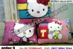Jual Balmut Bantal Selimut Hello Kitty Murah Online