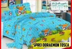 Toko Jual Sprei Doraemon Terbaru Dari Katun Asli Semarang