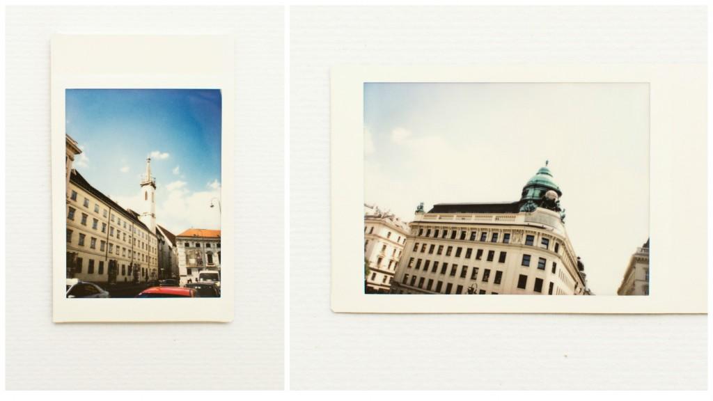 Instántaneas de Viena. Fotos: Sara Apaza.
