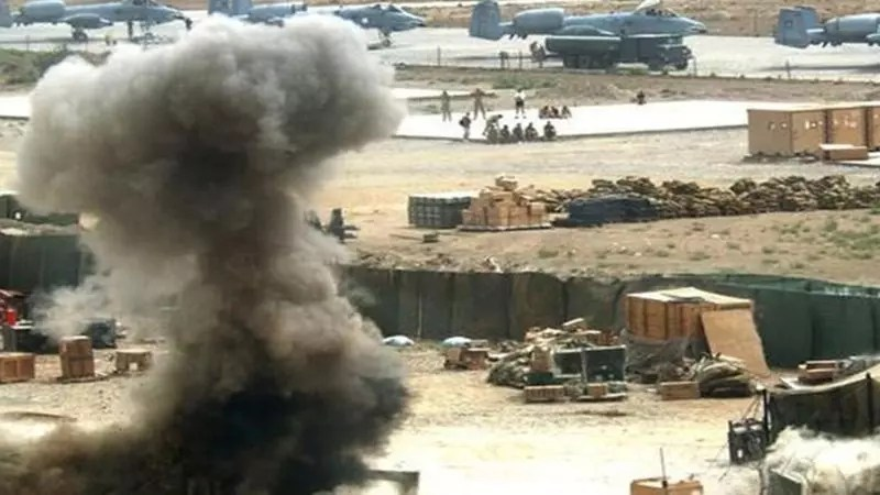 Targeting Bagram Airfield