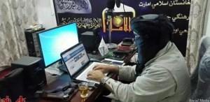 Taliban use of social networks