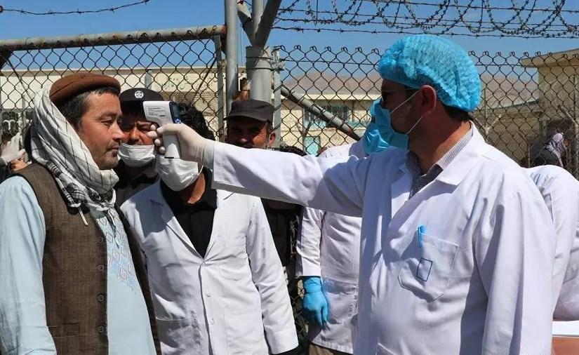 افزایش ویروس کرونا در افغانستان