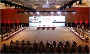گفتگو های صلح در قطر
