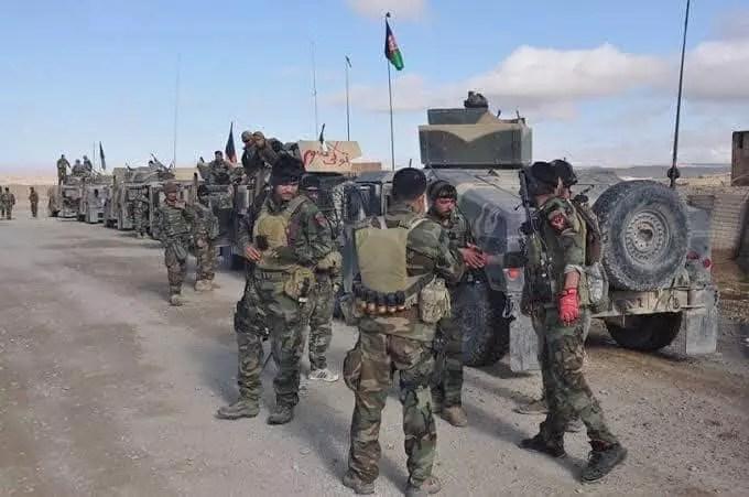 کشته و زخمی شدن 23 هراس افگن طالب در ولایت بادغیس