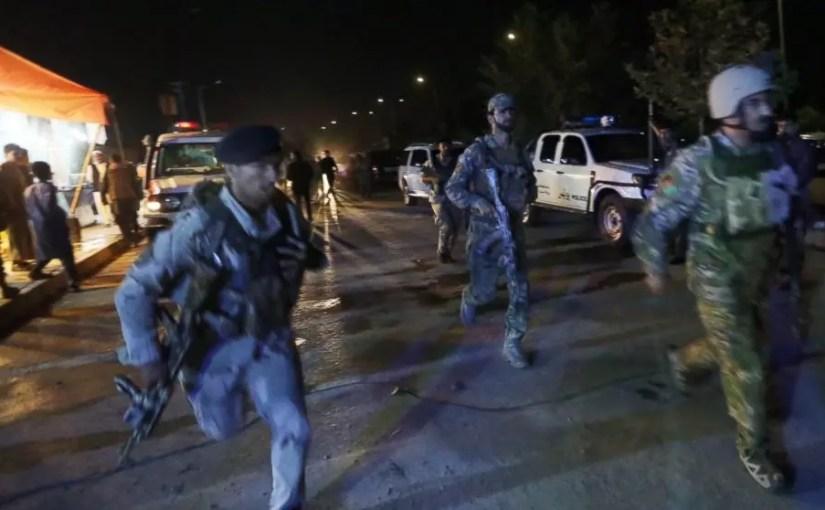 حمله مهاجمان بر دانشگاه کابل با کشته شدن سه مهاجم پایان یافت