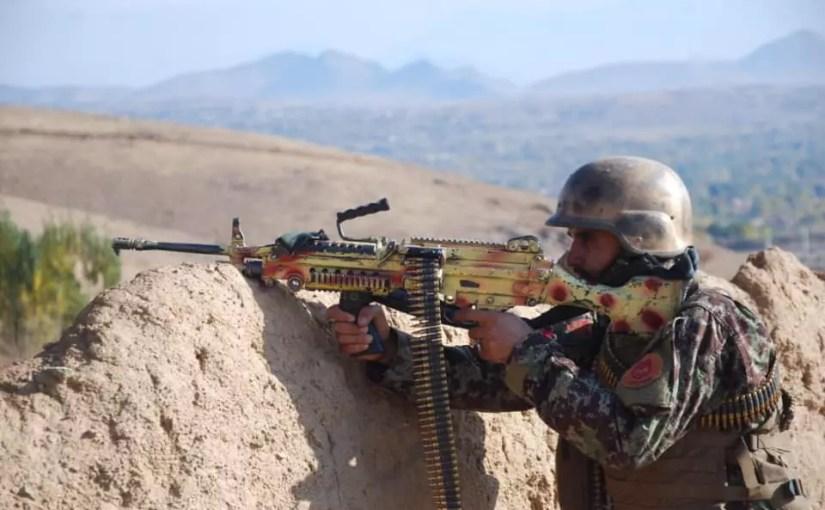 تلفات سنگین طالبان در ولایت غزنی