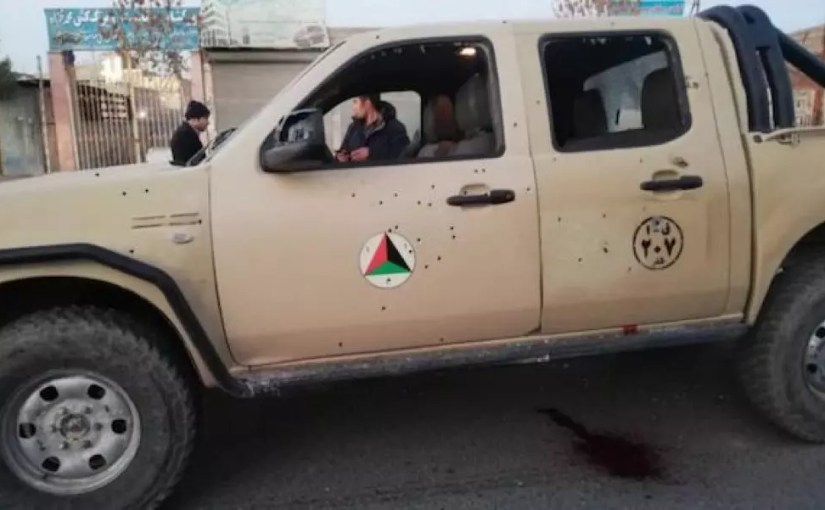 Three army soldiers killed in Herat province