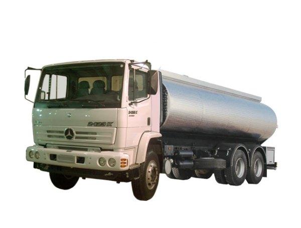 Caminhão Abastecedor