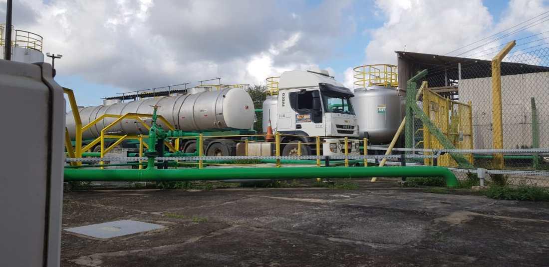 Transporte de Cargas Perigosas e Descarte de Resíduos Especiais de Produção de Petróleo