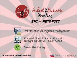School to Business : ENI