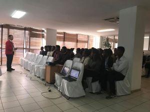 S2B 2018 : ENI présentation du groupe Axian