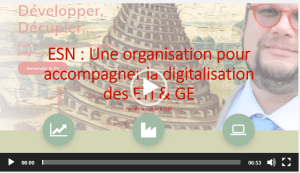 Accompagnement de la digitalisation des ETI et GE: nouvelle organisation des ESN