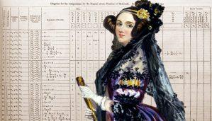 D'Ada Lovelace, chaînon manquant entre Babbage et Turing, au coût des projets