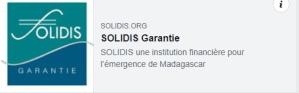 mise en ligne du site d'une institution financière qui oeuvre dans le développement économique de Madagascar