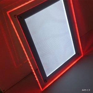 RGB LED ライトパネル