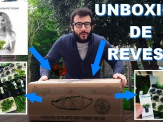 unboxing Aquaflora