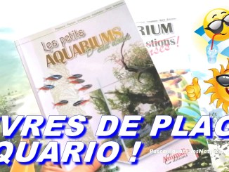 supers bouquins aquariophiles