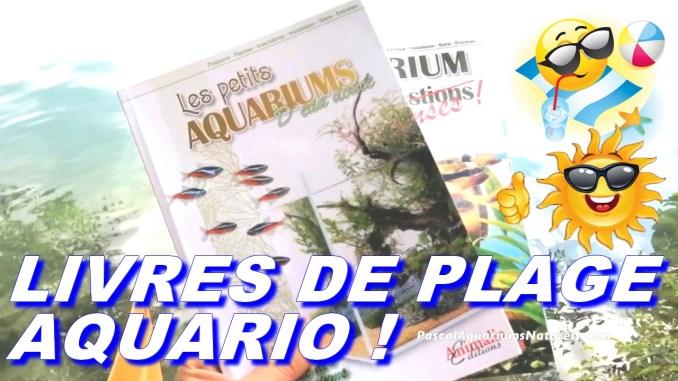 supers bouquins aquariophiles