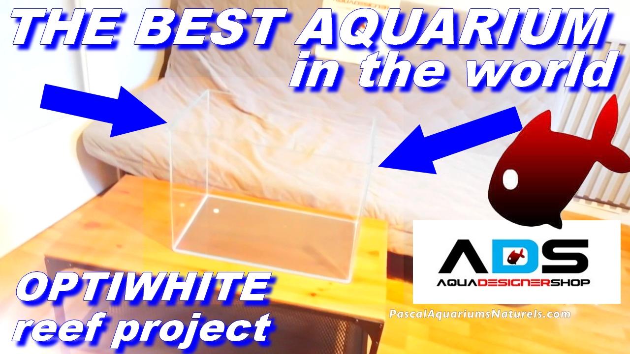 optiwhite aquarium recifal