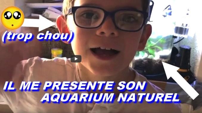 abonne trop mignon team Pascal Aquariums Naturels