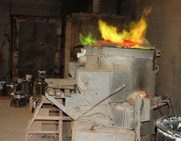 Fusion furnace