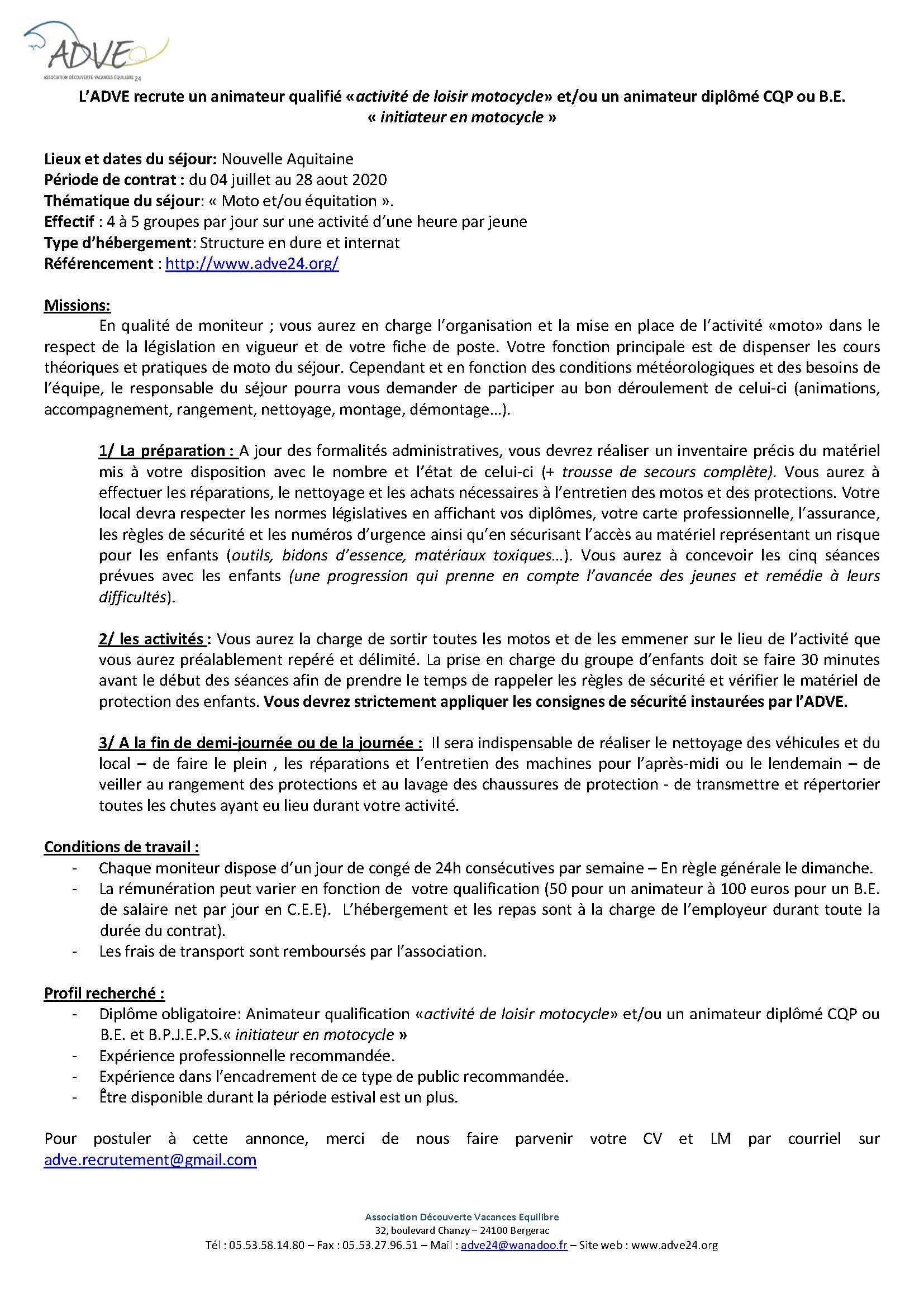 Offres D Emploi Pascal Finot Formation P2f