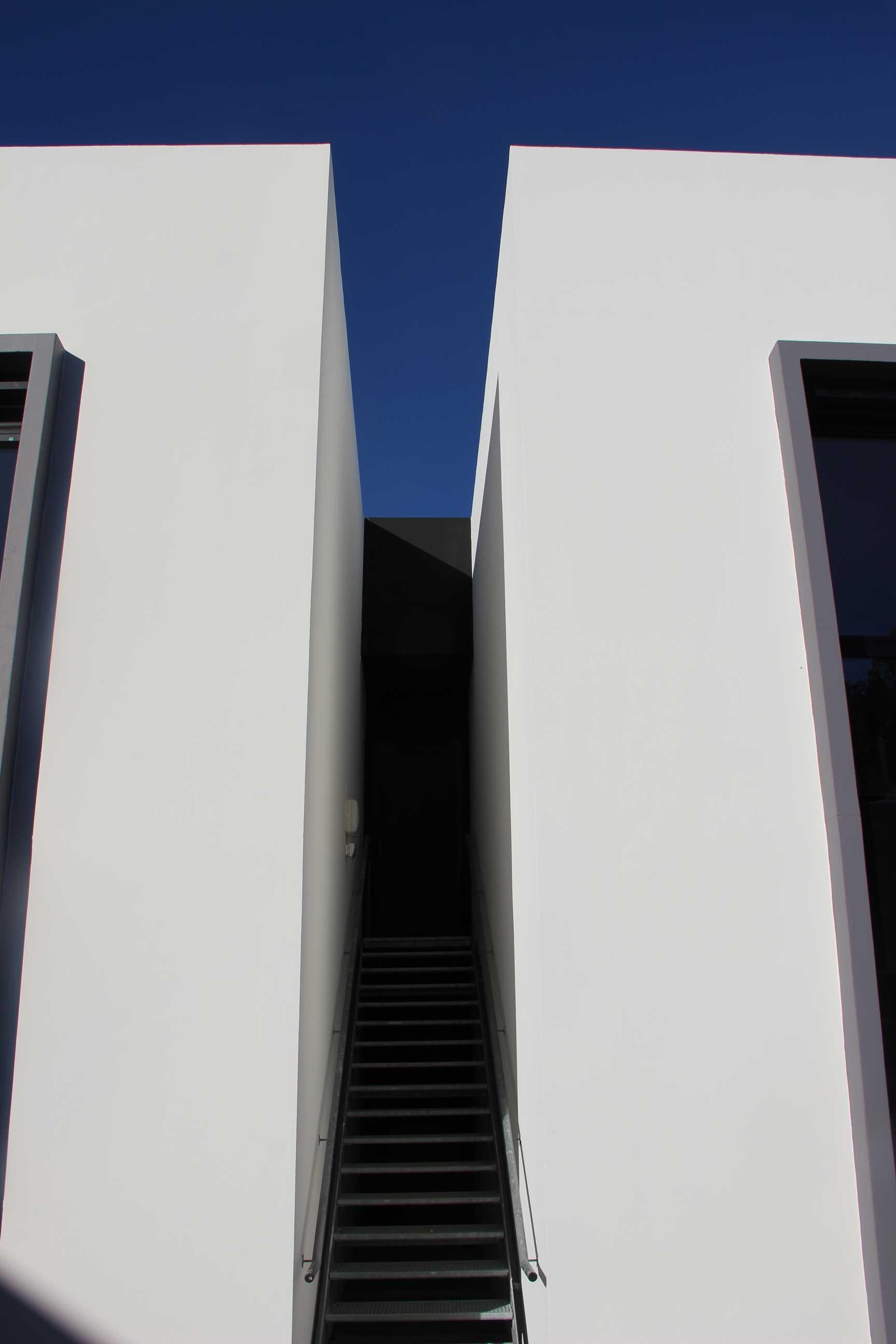 detail escaliers exterieur