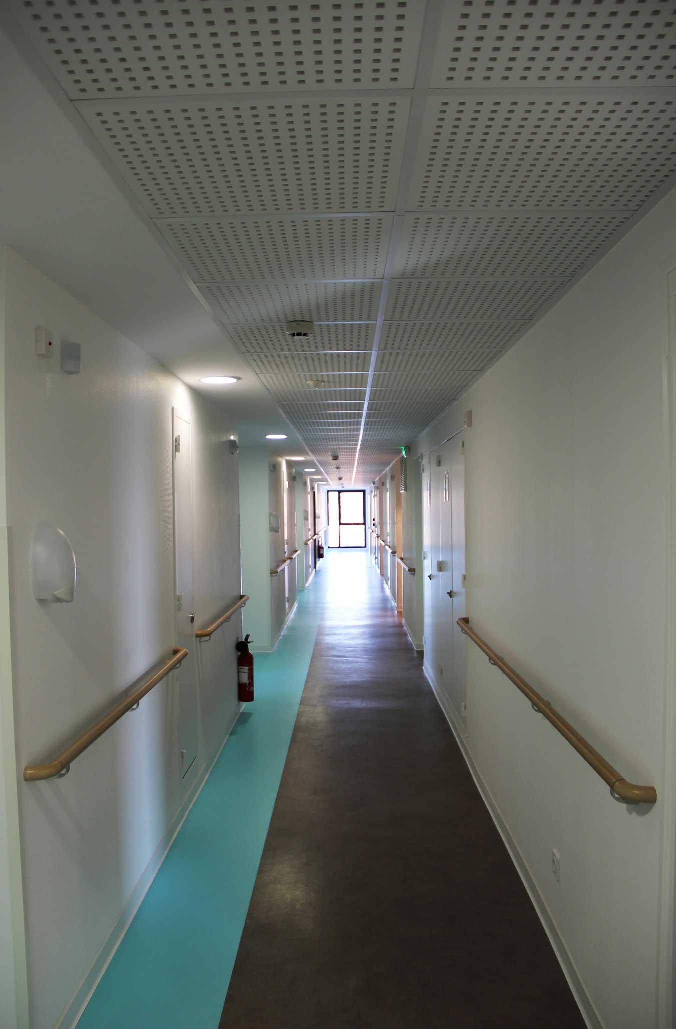 maison de retraite saint julien couloir