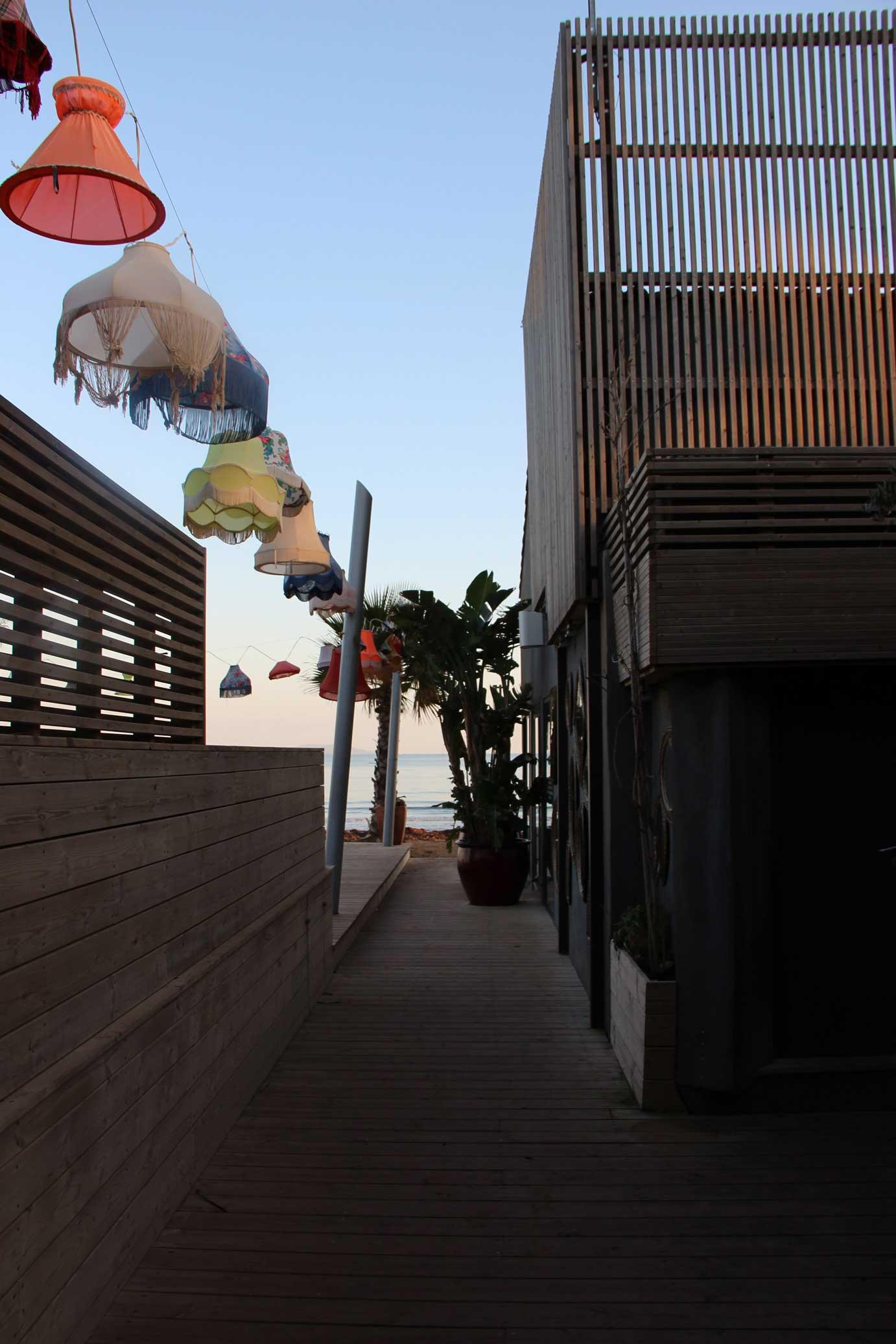 restaurant le marais hyeres bois