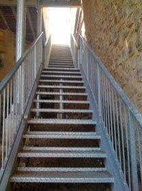 pascal flayols architecte escalier bois