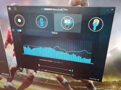 Waves MaxxAudio Pro Dell Inspiron