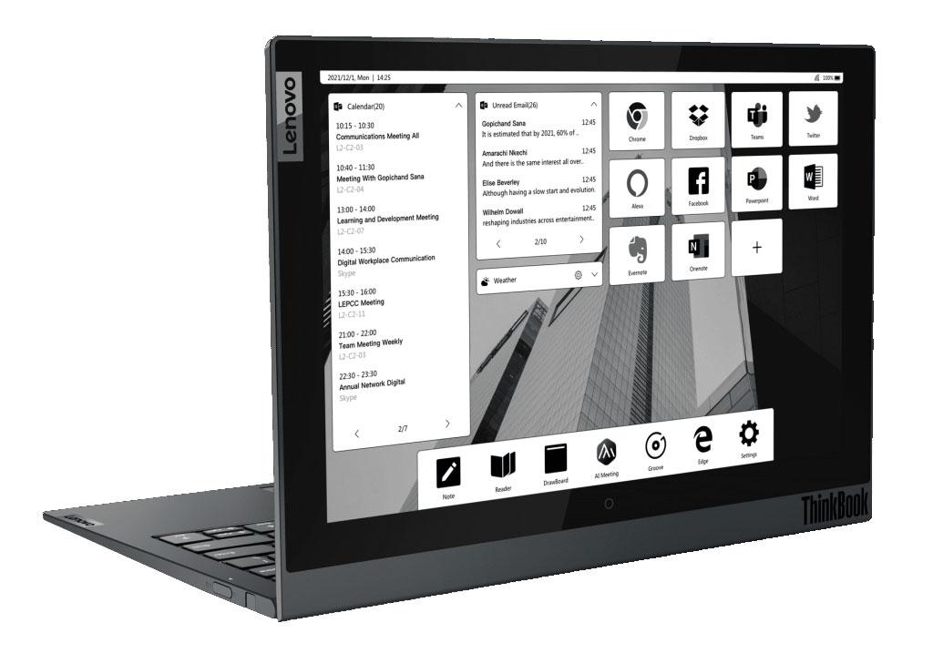 ThinkBook Plus Gen 2 i Lenovo