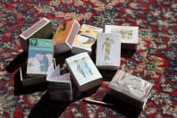 The Lavender Room Zine-in-a-Matchbox series