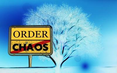 Et si le chaos était une ressource ?