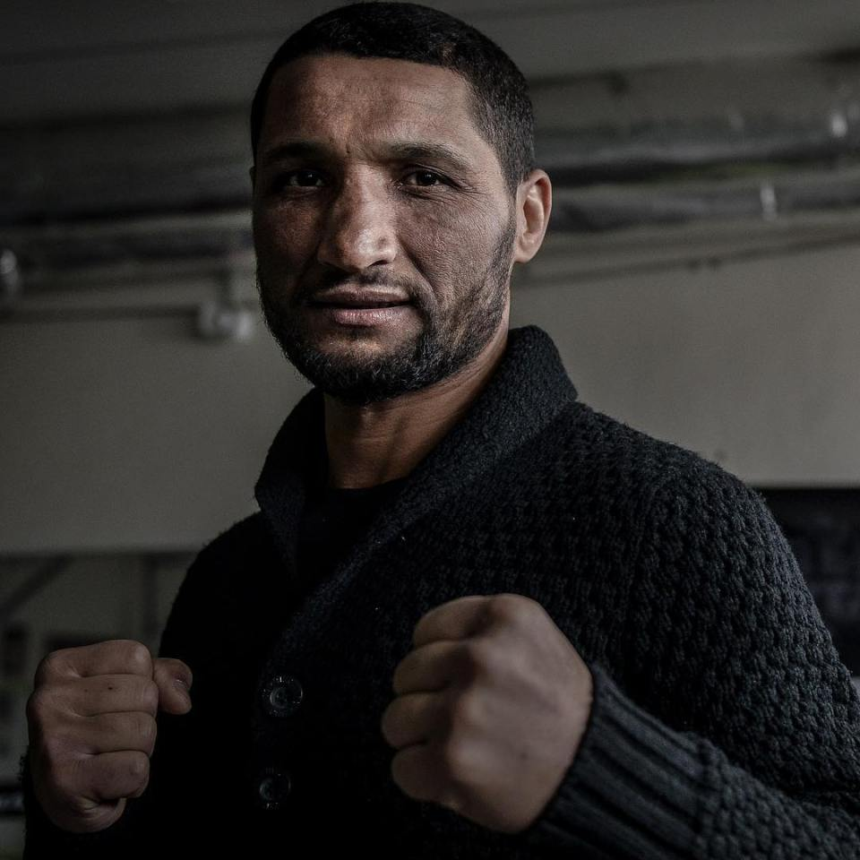 Portrait #portrait #boxing #fist #fight #picoftheday #instagood #lumpini #sport