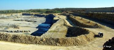Airvault Quarry (East outcrop)