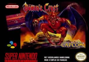 Demons Crest sur Super Nintendo