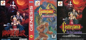 The New Generation Collection castlevania megadrive genesis
