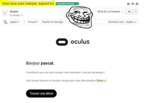 oculus blague