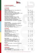 Infographiste Rouen Pascal Ridel Identité visuelle menu restaurant vins