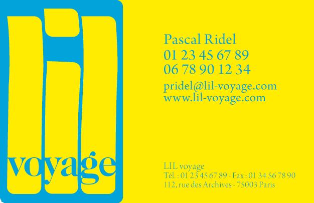 Infographiste Rouen Pascal Ridel Création Logo Entreprise Carte de visite