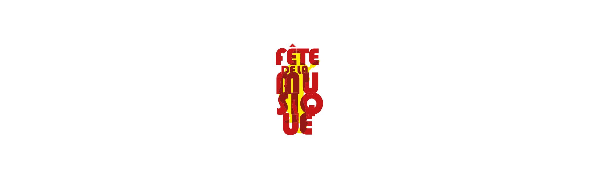 Infographiste Rouen Pascal Ridel Création Affiche Fête de la musique