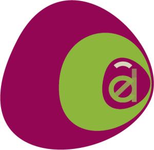 Infographiste Rouen Pascal Ridel Création logo Adel aplat vert la Fapil
